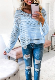 Women's  Sweater Batwing Sleeve Loose Oversized Pullover Knit Jumper