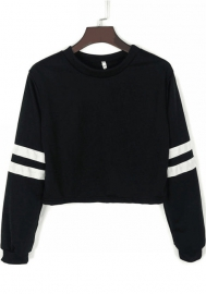 Women Fashion Classic Long Sleeve Tops