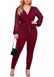 2020 Styles Women Fashion INS Styles Plus Size Jumpsuit