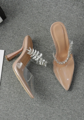 (Apricot)2021 Styles Women Fashion INS Styles High Heels